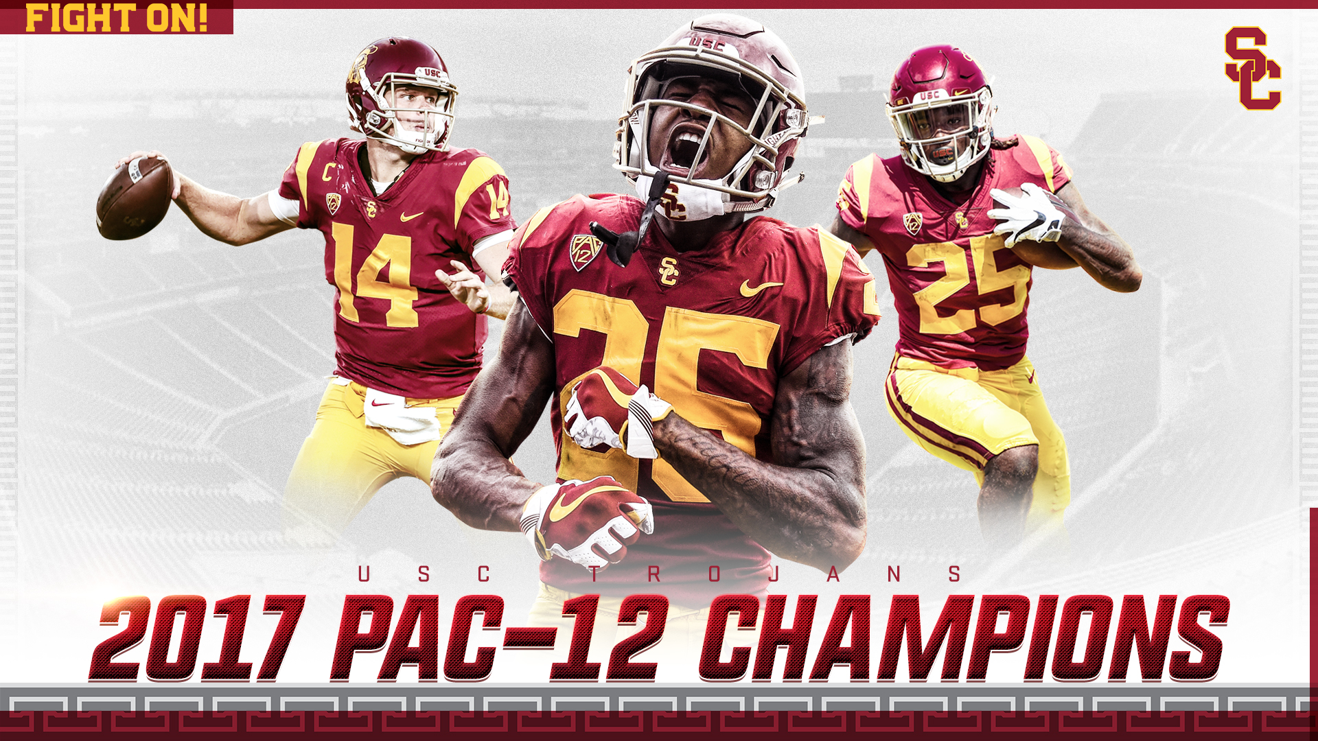 No. 10 USC Beats No. 12 Stanford, 31-28 for Pac-12 Title - University of Southern California Official Athletic Site