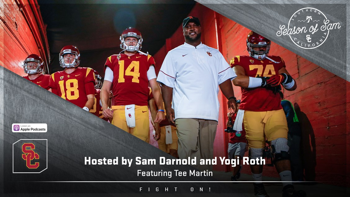 ... Season of Sam - Episode 6 Hot Tee and Touchdowns ... 0915122a4