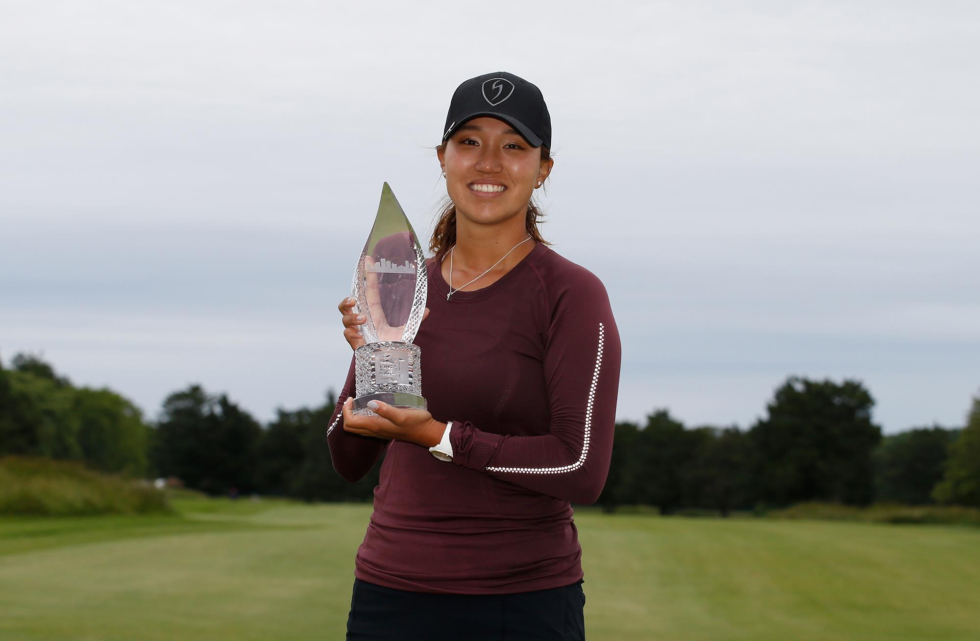Image result for annie park wins shoprite classic