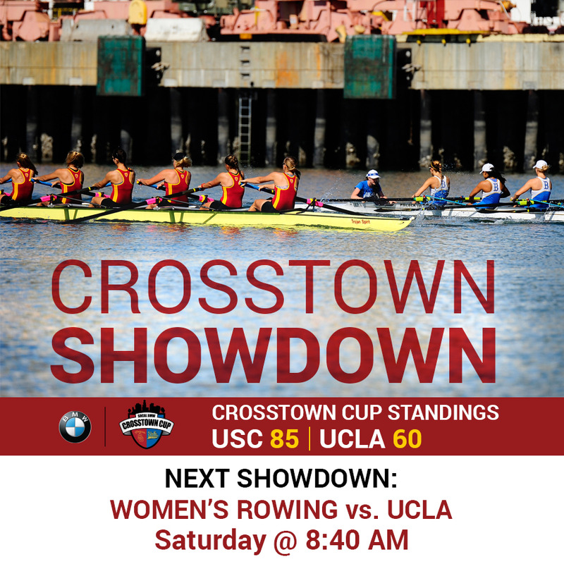 Rowing For The Cup
