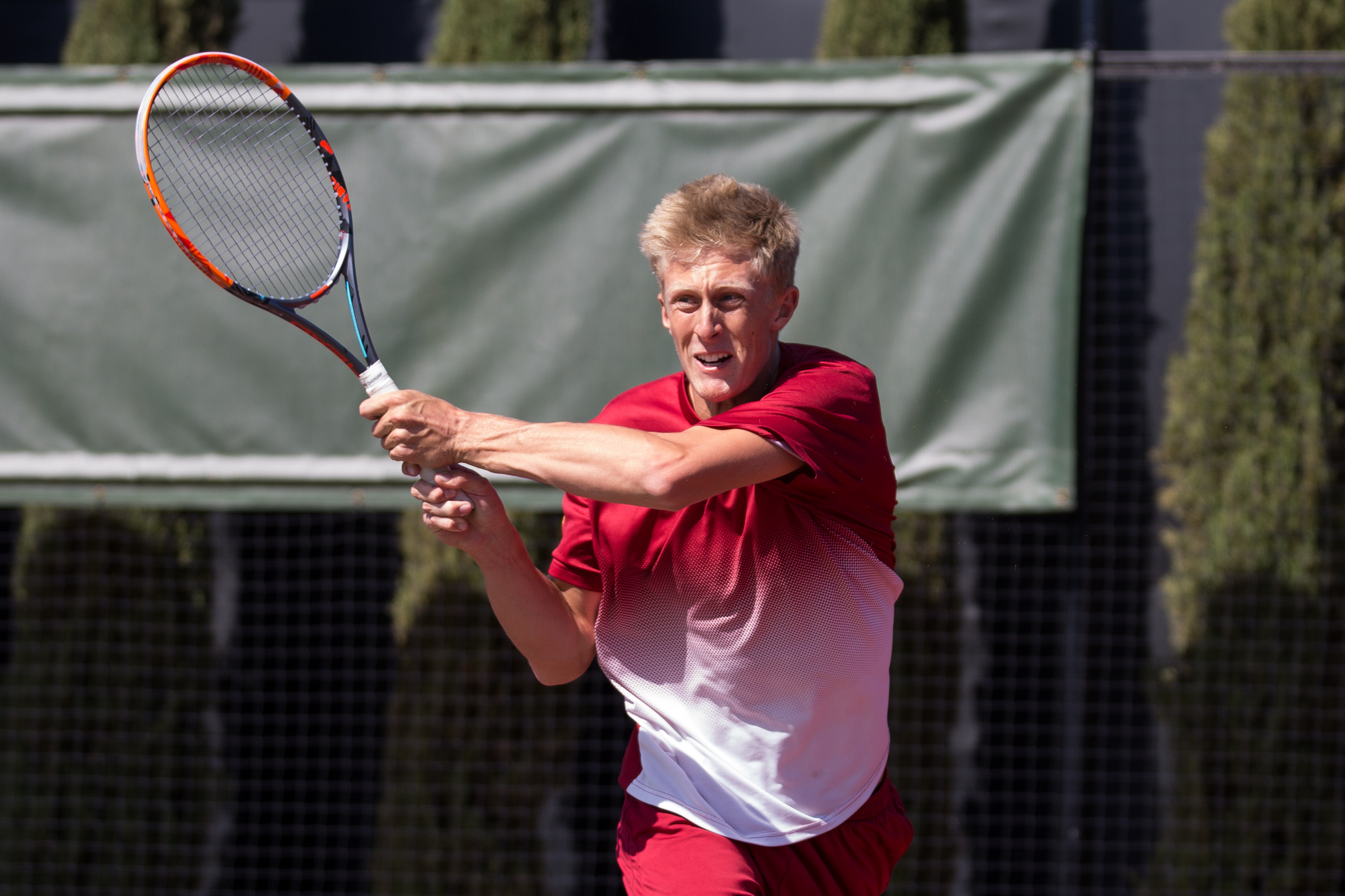 Six Trojans Move Through In Singles & Doubles At ITA Regionals In