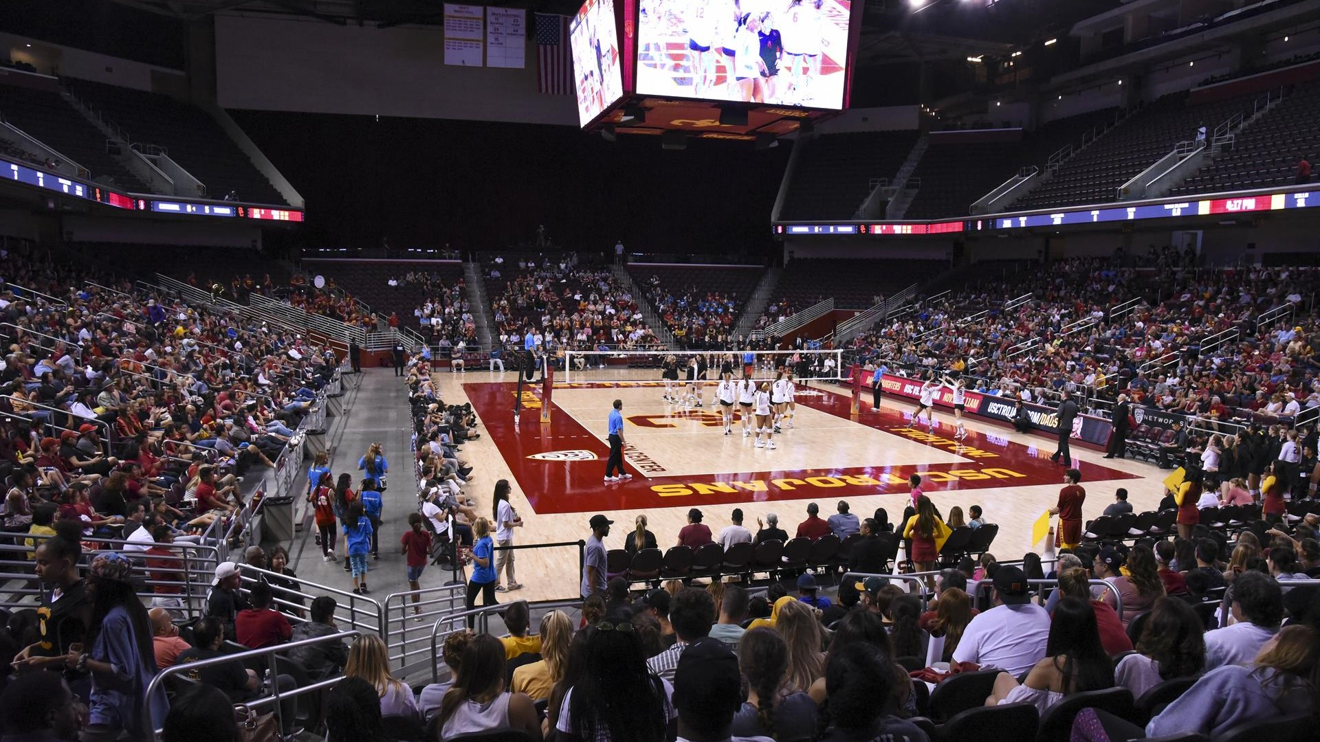 Galen Center View Full Image