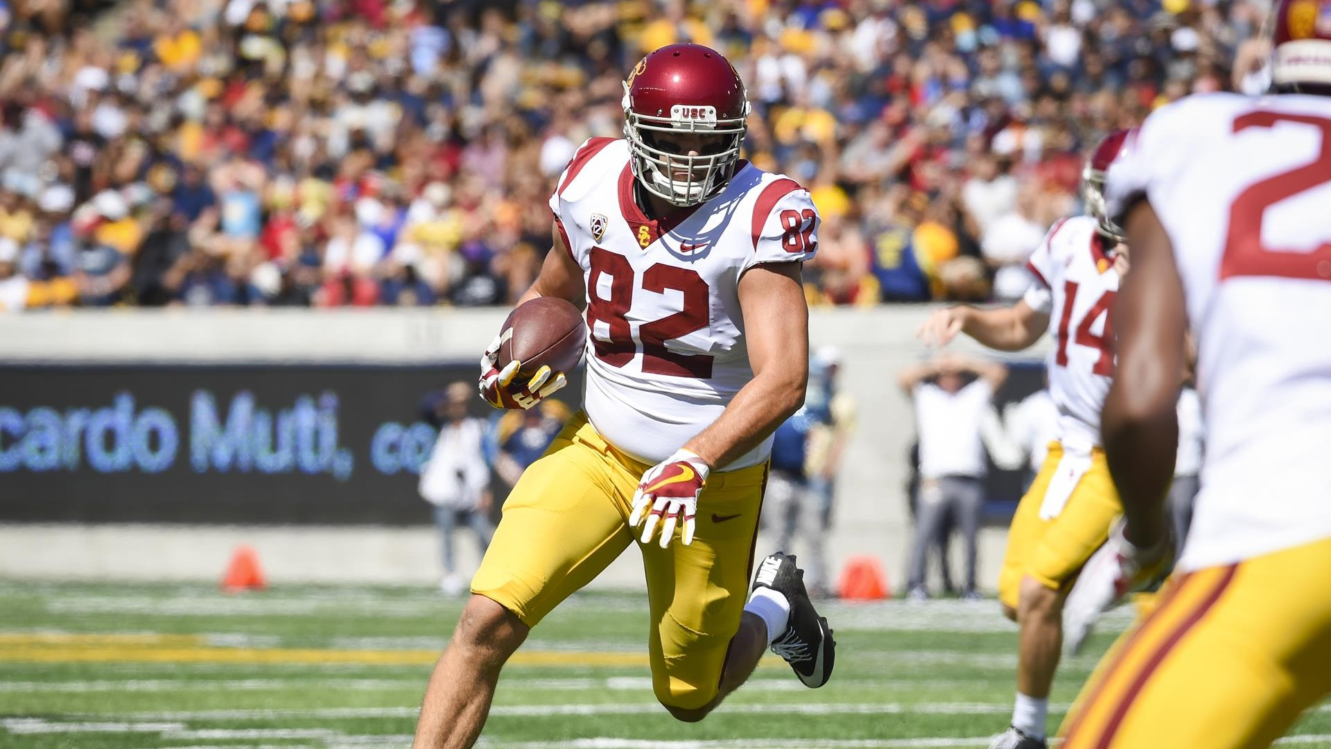 5 USC Football Plays Friday Night At No. 16 Washington State