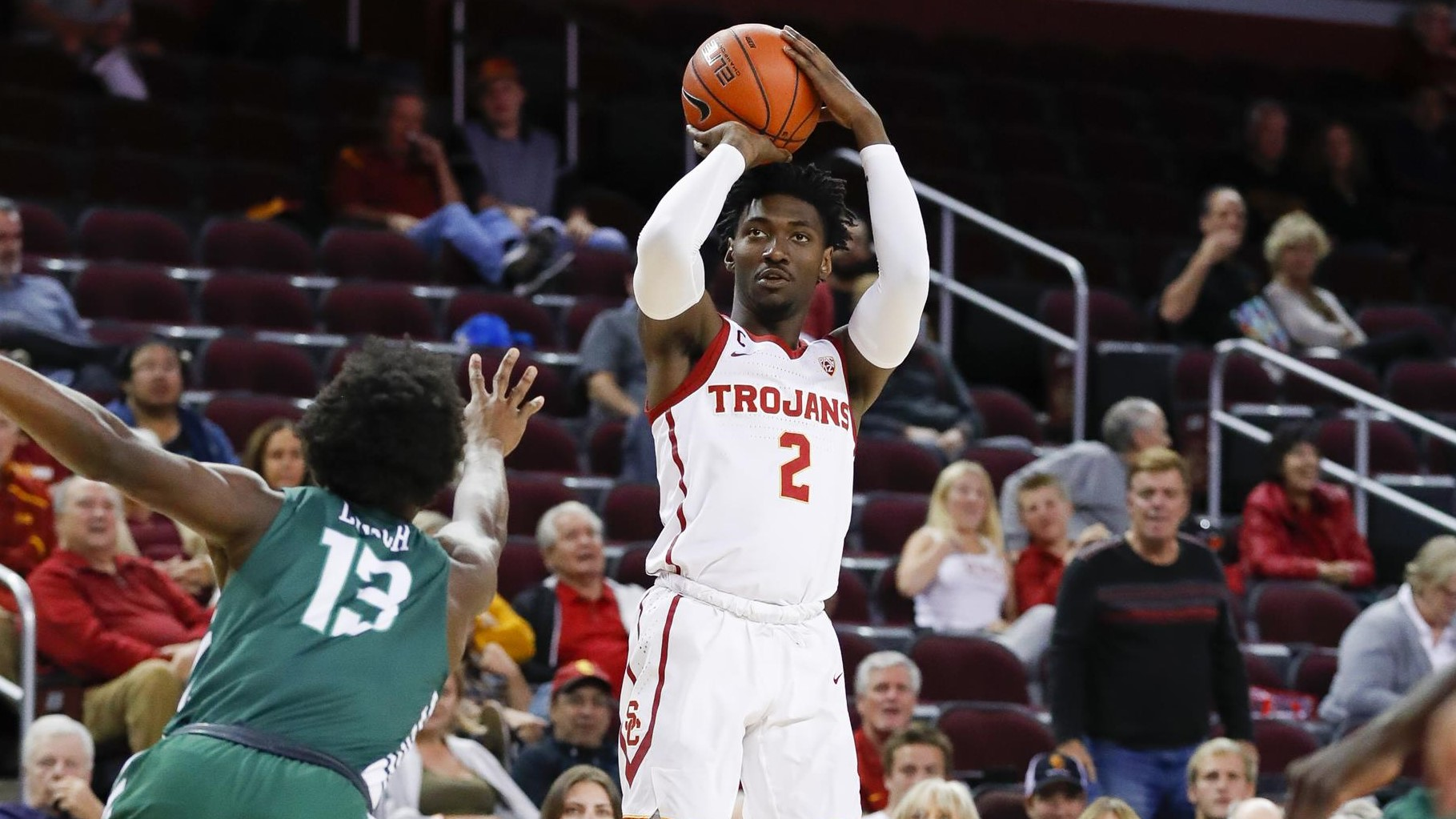Usc Hosts Uc Davis Sunday In Final Nonconference Game Usc Athletics