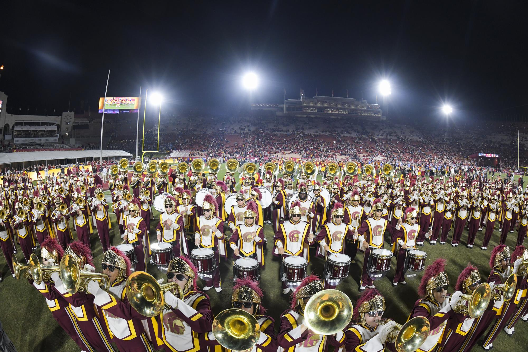 Spirit of Troy — Trojan Marching Band - USC Athletics