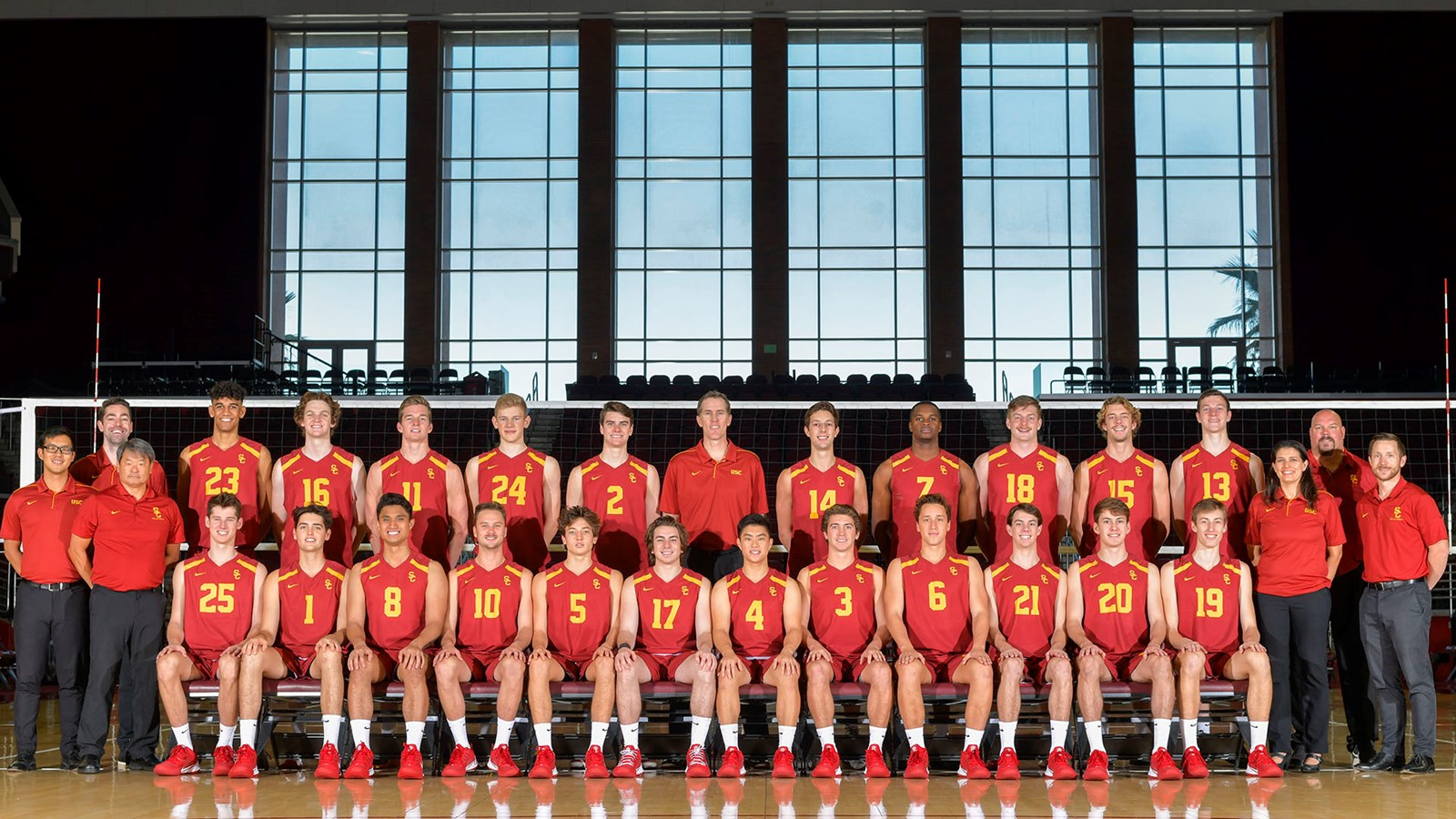 2020 Men S Volleyball Roster Usc Athletics