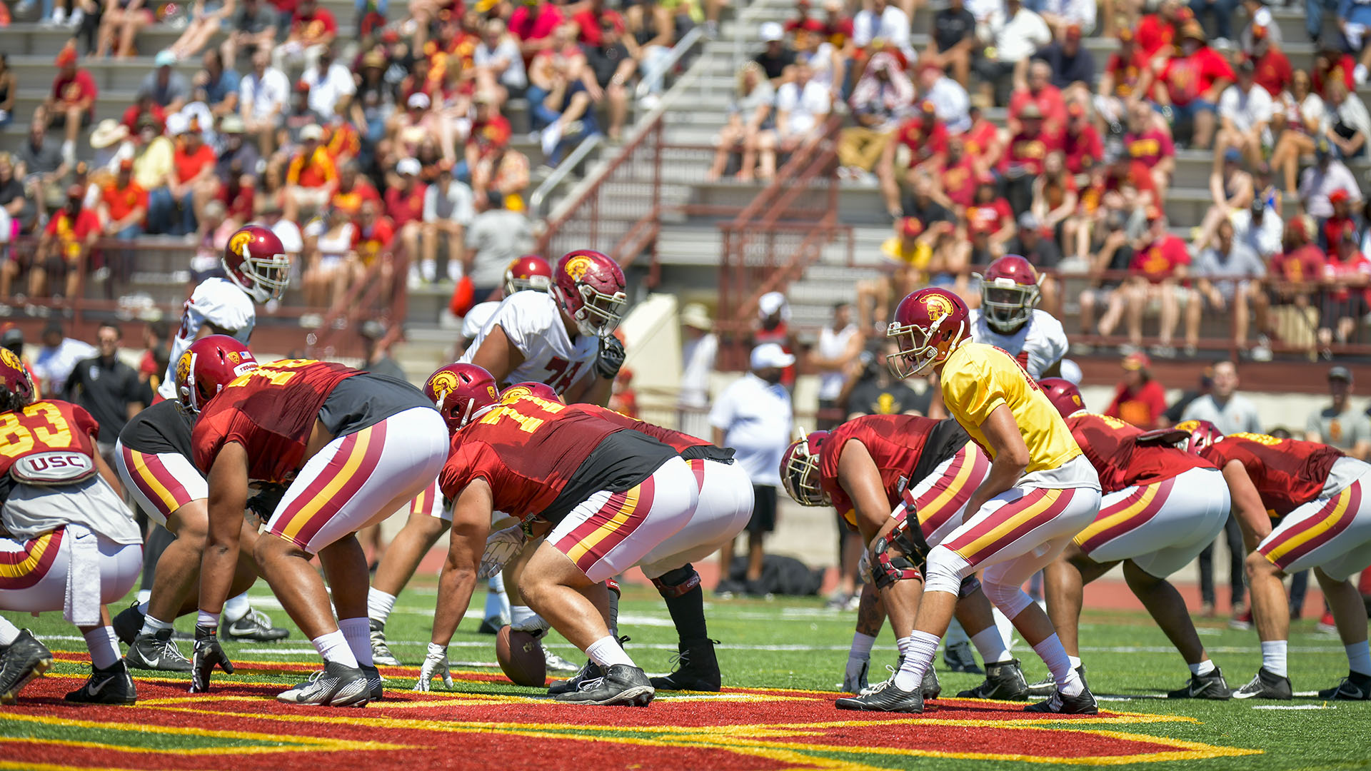 Usc Spring 2019 Calendar 2019 USC Trojans Spring Football Central   USC Athletics