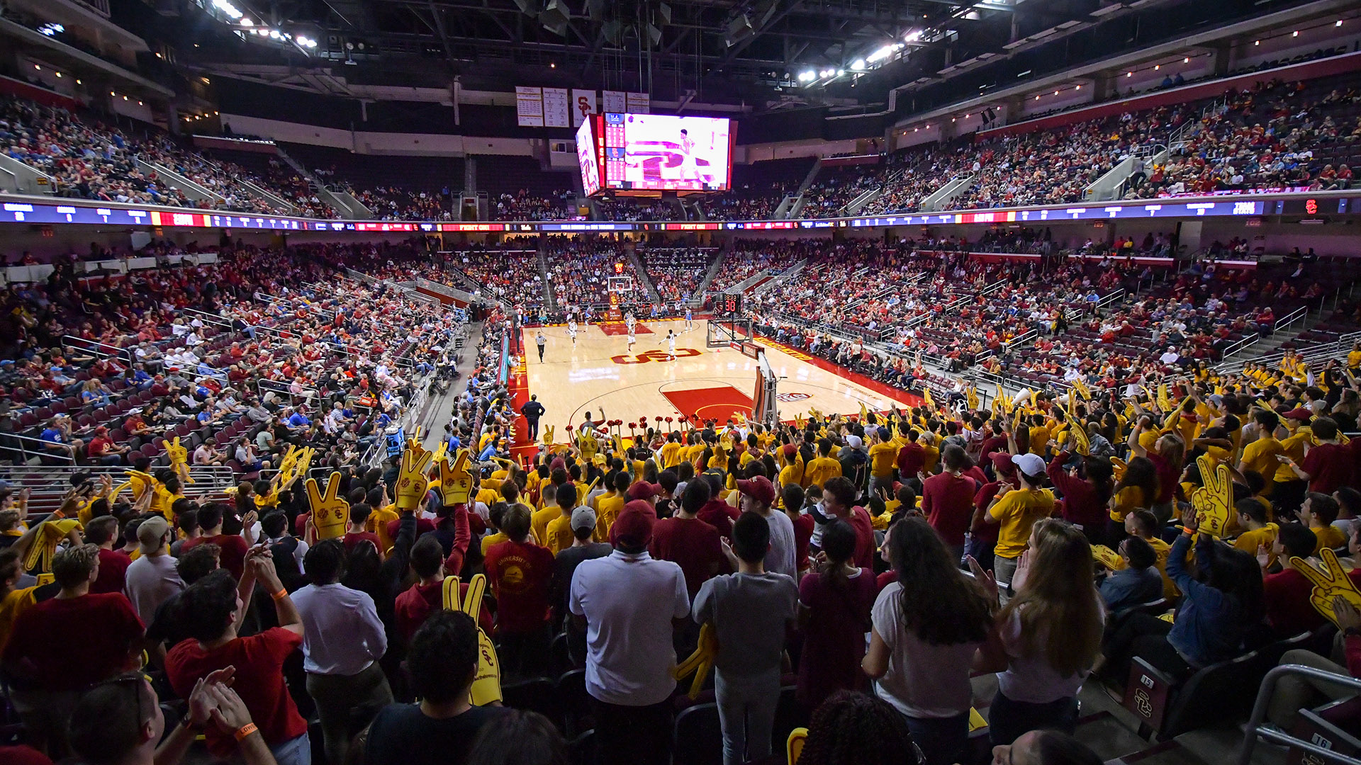 USC Announces 2019-20 Men's Basketball Nonconference ... on mccarthy athletic center map, galen center los angeles, galen center parking map, galen center seating chart basketball, galen center directions,