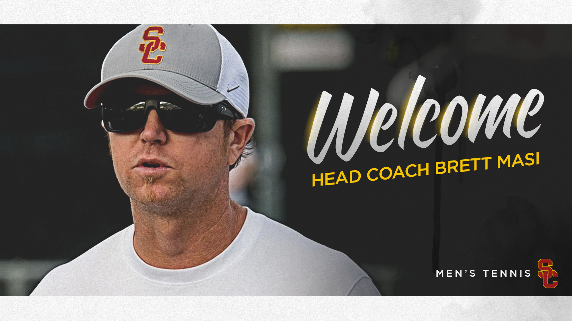 f22e47dbae9fe Former USC Assistant Brett Masi Returns To USC As Men's Tennis Head ...