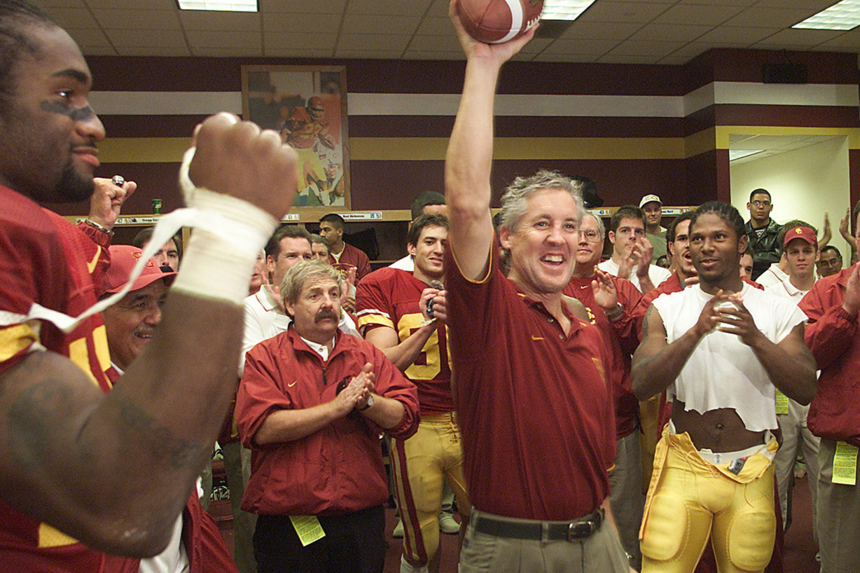 Fans Vote Pete Carroll Greatest Coach In Usc History Usc Athletics